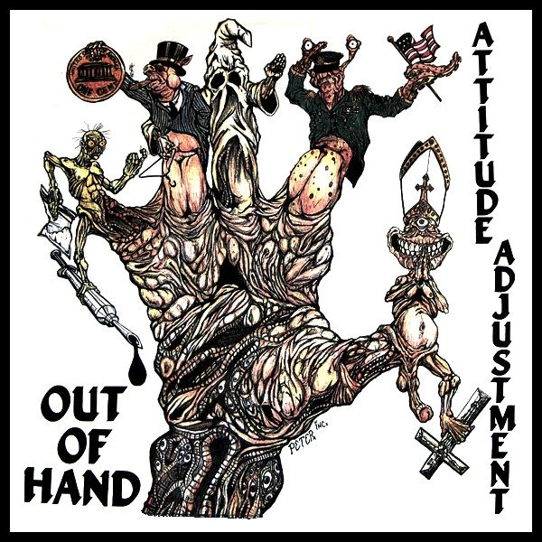 Attitude Adjustment - Out Of Hand - 1991
