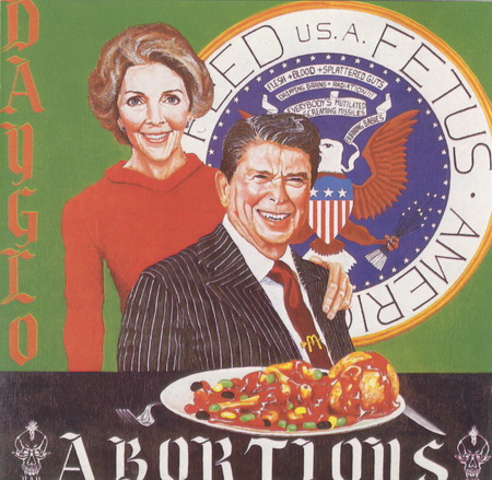 Dayglo Abortions - Here Today Guano Tomorrow 1988