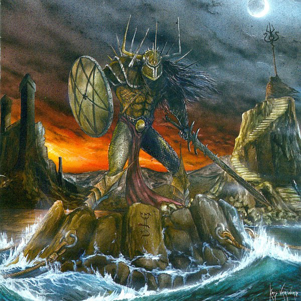 Absu - The Sun Of Tiphareth - 1995