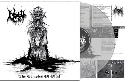 Absu - The Temples Of Offal / Return Of The Ancients - 2015
