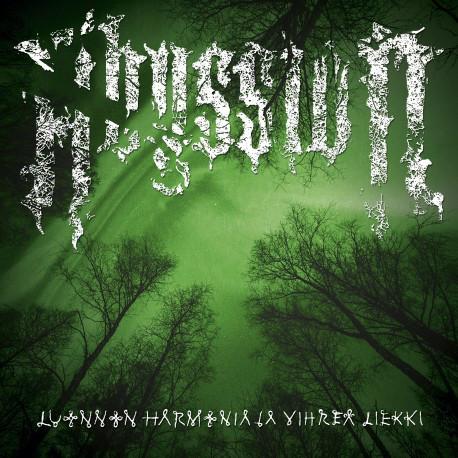 Abyssion - Luonnon Harmonia Ja Vihreä Liekki - 2015