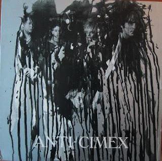 Anti Cimex - Anti Cimex 1986