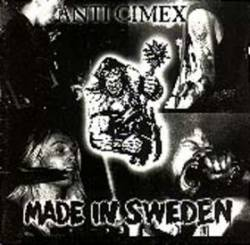 Anti Cimex - Made In Sweden 1993