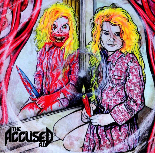 The Accüsed A.D. - The Ghoul In The Mirror - 2019