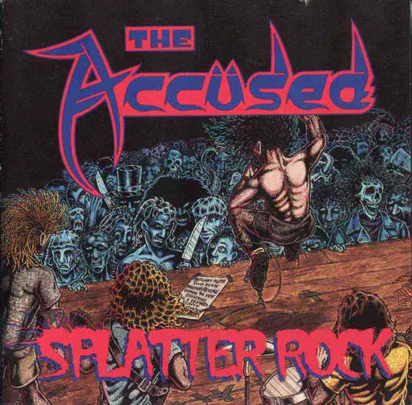 The Accüsed - Splatter Rock - 1992