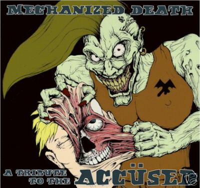 Various - Mechanized Death: A Tribute To The Accüsed - 2002
