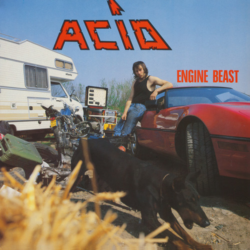 Acid - Engine Beast - 1985