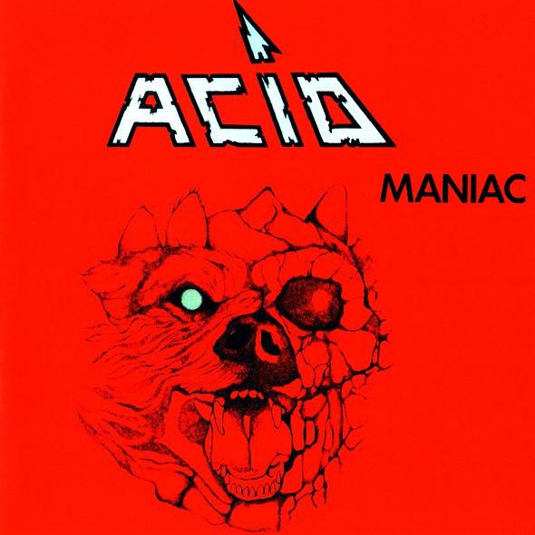 Acid - Maniac - 2000