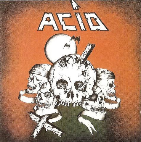 Acid - Acid - 1983