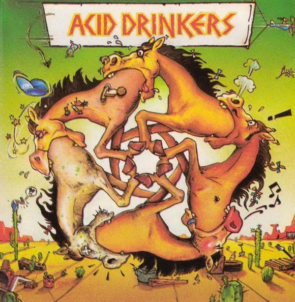 Acid Drinkers - Vile Vicious Vision 1994