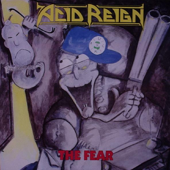 Acid Reign - The Fear & Moshkinstein 1989