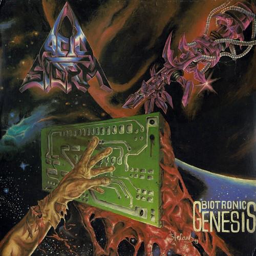 Acid Storm - Biotronic Genesis - 1991