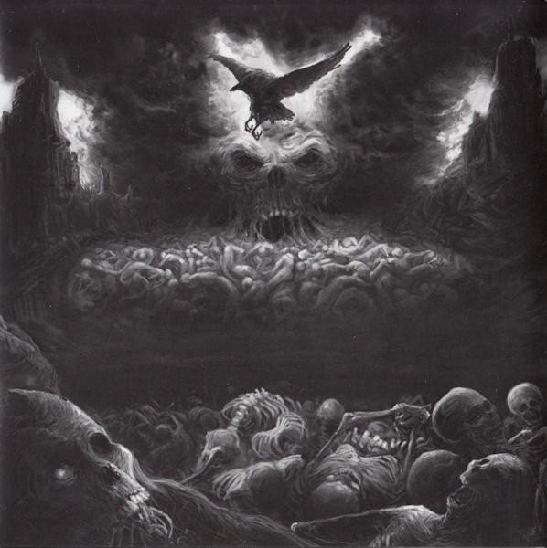Adversarial - All Idols Fall Before The Hammer - 2010