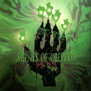 Agents Of Oblivion - Agents Of Oblivion - 2000
