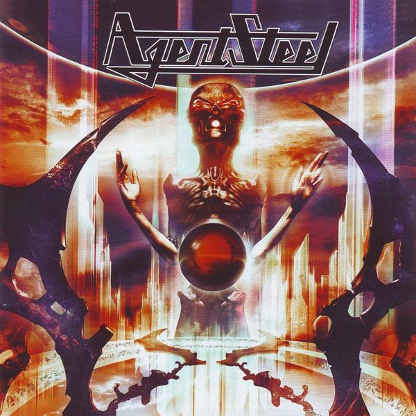 Agent Steel - Alienigma 2007