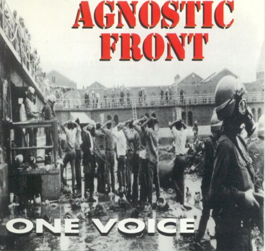 Agnostic Front - One Voice - 1992