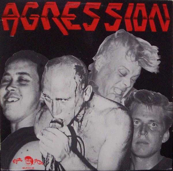 Agression - Agression 1985