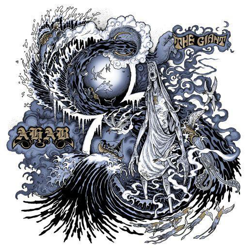 Ahab - The Giant - 2012