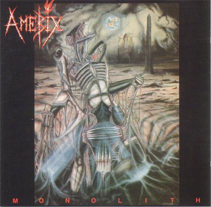 Amebix - Monolith 1987