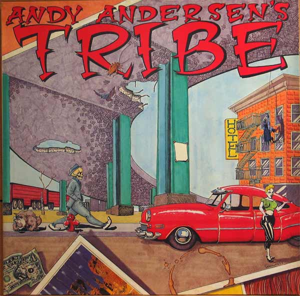 Andy Andersen's Tribe - Andy Andersen's Tribe - 1988