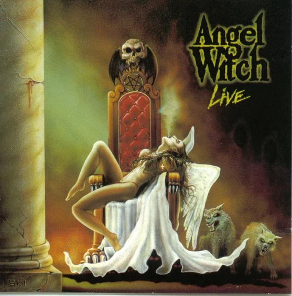 Angel Witch - Angel Witch Live - 1990