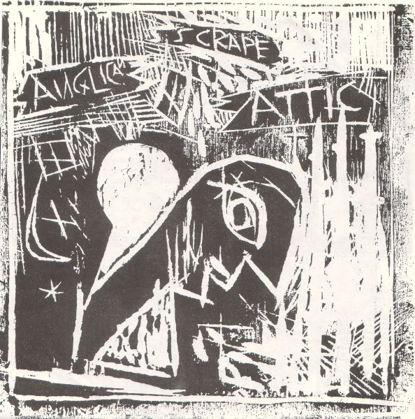 Various Artists - Anglican Scrape Attic Flexi 7'' 1985