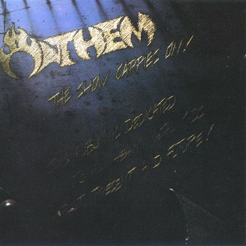Anthem - The Show Carries On! - 1987