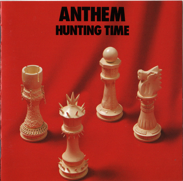 Anthem - Hunting Time - 1989