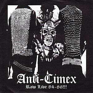 Anti Cimex - Raw Live 84-86!!! 1984/1986