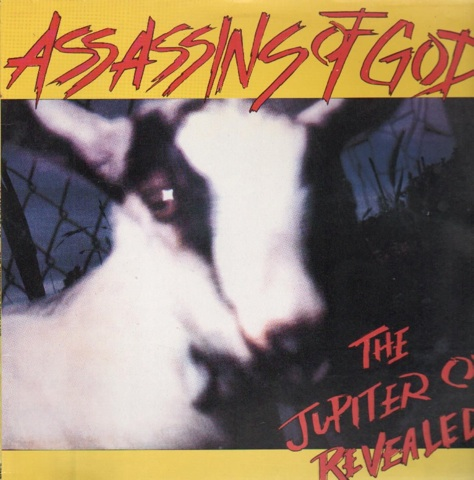 Assassins Of God - The Jupiter Ox Revealed - 1989