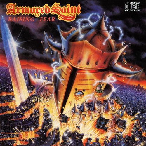 Armored Saint - Raising Fear - 1987