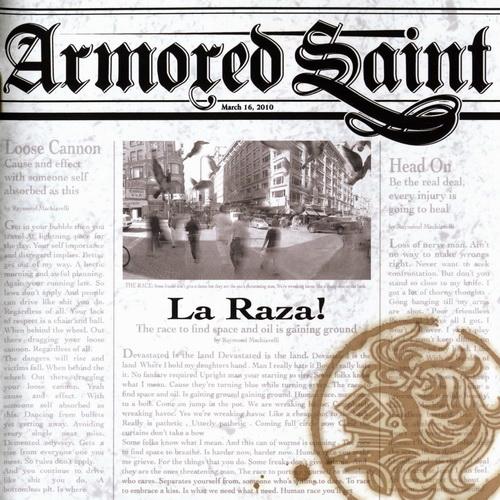 Armored Saint - La Raza - 2010