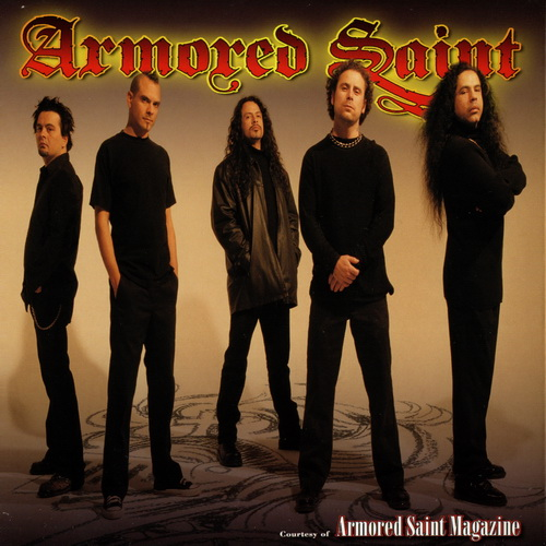 Armored Saint - Lessons NOT Well Learned 1991-2001 - 2004