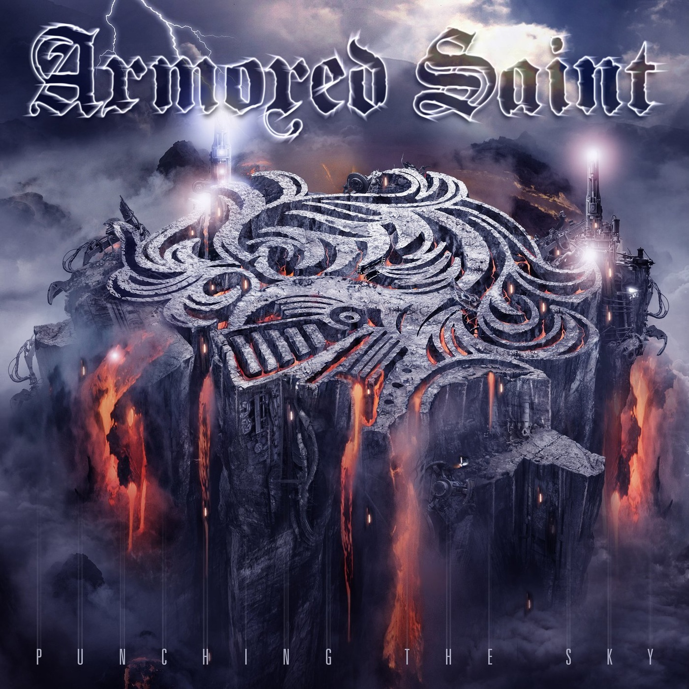 Armored Saint - Punching The Sky - 2020