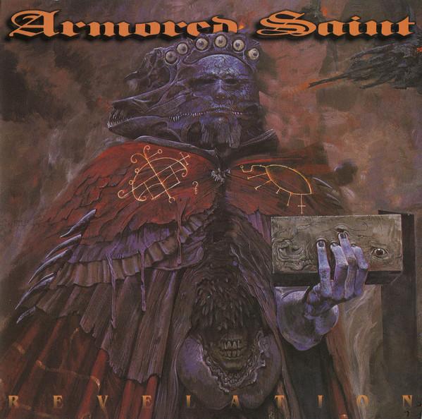 Armored Saint - Revelation - 2000