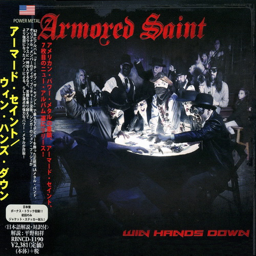 Armored Saint - Win Hands Down - 2015