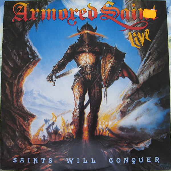 Armored Saint - Saints Will Conquer - 1988