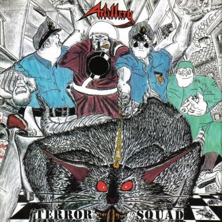 Artillery - Terror Squad 1987