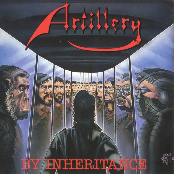 Artillery - By Inheritance 1990