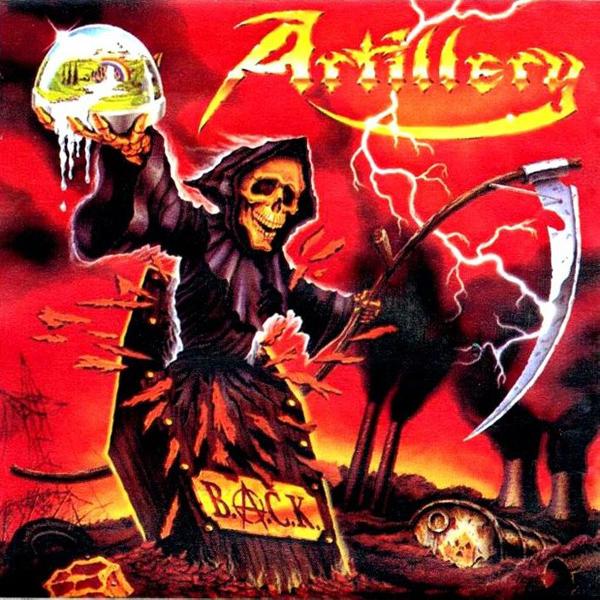 Artillery - B.A.C.K. 1999