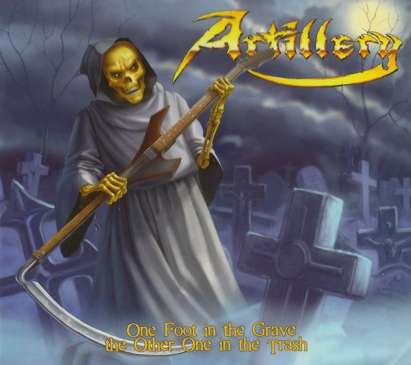 Artillery - One Foot In The Grave The Other One In The Trash [Live] 2008
