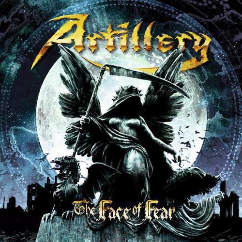 Artillery - The Face Of Fear - 2018