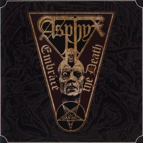 Asphyx - Embrace The Death - 1996