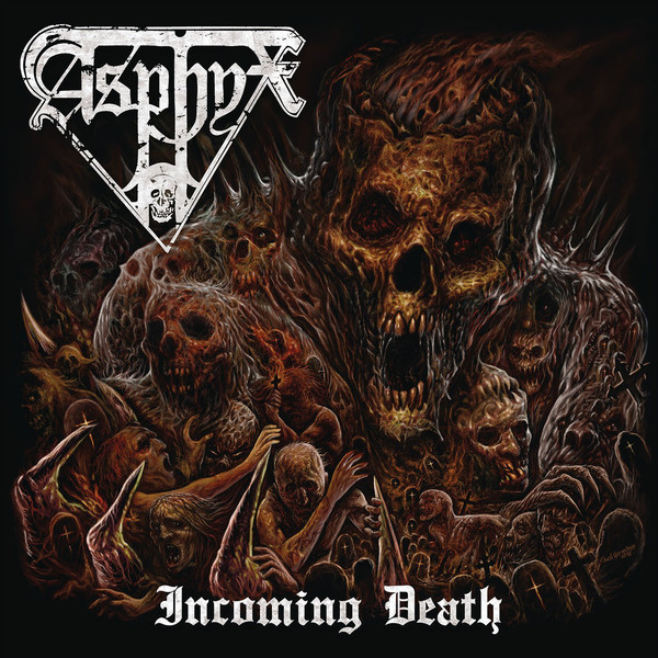 Asphyx - Incoming Death - 2016