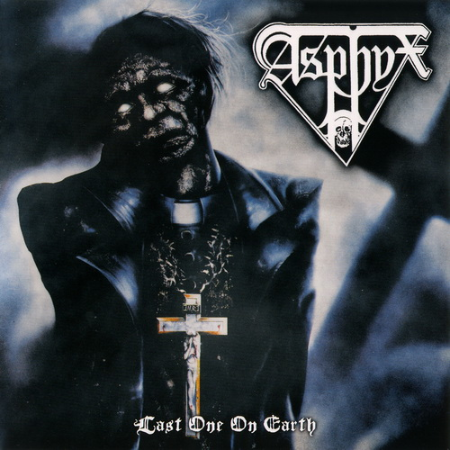 Asphyx - Last One On Earth - 1992 - Reissue of 2006