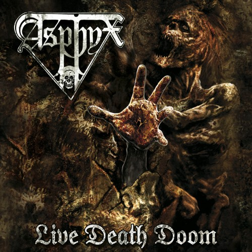 Asphyx - Live Death Doom - 2010