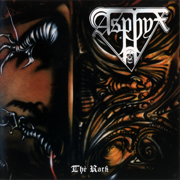 Asphyx - The Rack - 1991 - Reissue of 2006