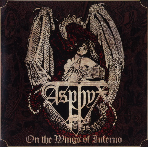 Asphyx - On The Wings Of Inferno - 2000