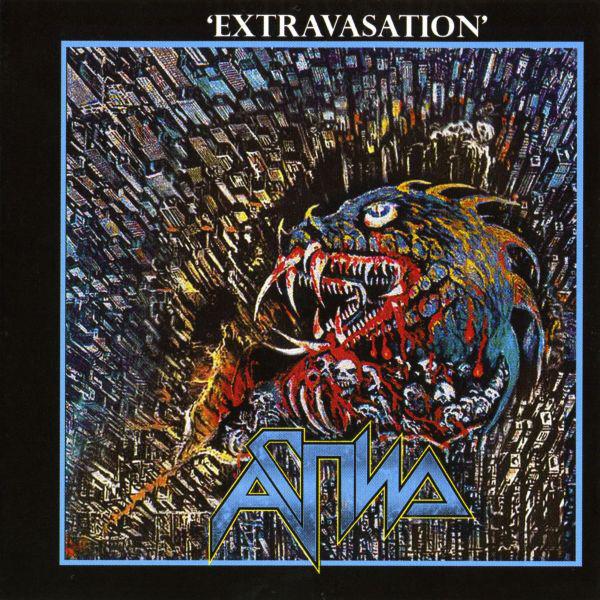 Aspid - Extravasation - 1993
