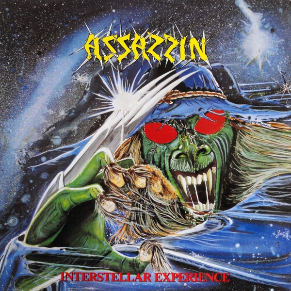 Assassin - Interstellar Experience - 1988